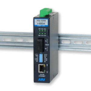 Industrial Media Converters - 10/100 Enhanced Ethernet Media Converter