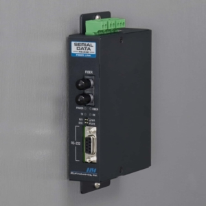 Industrial RS-232 Serial Data Fiber Converter
